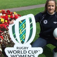 WGPA'S BEGLEY BACKS WRWC2017 TO BENEFIT FEMALE SPORT