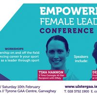 Empowering Female Leaders Conference 2018