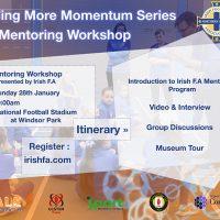 Building MoreMomentum Mentoring Workshop