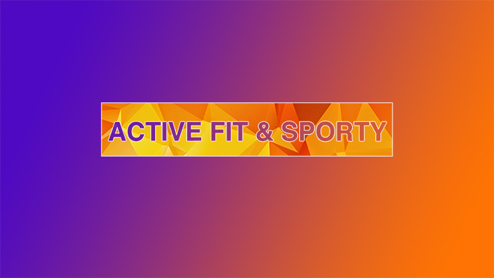 Active, Fit & Sporty Expo
