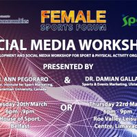 SOCIAL MEDIA WORKSHOP FOR SPORTING ORGANISATION
