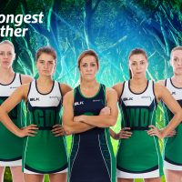 SHOWTIME FOR NI NETBALLERS AT GOLD COAST 2018
