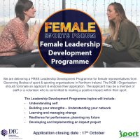LEADERSHIP DEVELOPMENT PROGRAMME