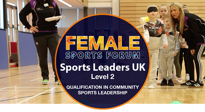 sports leaders uk sign up female sports forum