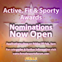 Active, Fit & Sporty Awards