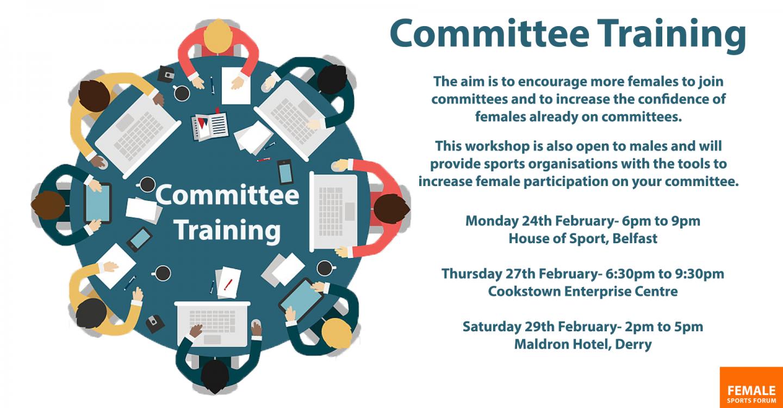 Committee Training